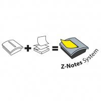 karteczki, bloczek, notes, karteczki samoprzylepne, post it, bloczek samoprzylepny, post-it, kartki samoprzylepne, karteczki samoprzylepny, bloczki samoprzylepne, z-notes, Z-Notes, postit, CAT-330, podajnik, kotek