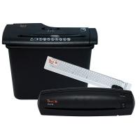Zestaw office kit PEACH PBP200, 4in1 - niszczarka, laminator, trymer oraz folia do laminacji, Niszczarki, Urządzenia i maszyny biurowe