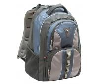 """Laptop Backpack WENGER Cobalt 16""""/41cm, black"""