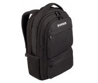 """Laptop Backpack WENGER Fuse 15.6""""/40cm, black"""