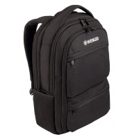 "Laptop Backpack WENGER Fuse 15.6""/40cm, black"