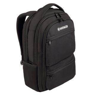 """Plecak WENGER Fuse, 15,6"""", 320x430x210mm, czarny, Torby, teczki i plecaki, Akcesoria komputerowe"""