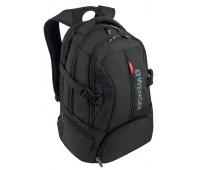"""Deluxe Laptop Backpack WENGER Transit 16""""/41cm, black"""