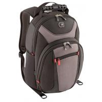 """Plecak WENGER Nanobyte, 13"""", 310x410x230mm, czarny/szary, Torby, teczki i plecaki, Akcesoria komputerowe"""