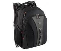 "Laptop Backpack WENGER Legacy 16""/41cm, black/gray"