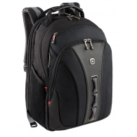 "Laptop Backpack WENGER Legacy 16""/41cm, black/gray"