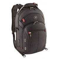 "Macbook Pro Backpack WENGER Gigabyte 15""/38m, black"