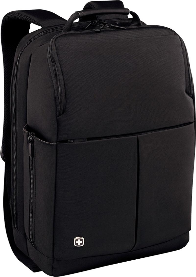 """Plecak WENGER Reload, 16"""", 310x440x180mm, czarny, Torby, teczki i plecaki, Akcesoria komputerowe"""