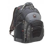 """Laptop Backpack WENGER Synergy 16""""/41cm, black/gray"""