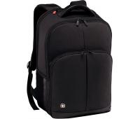 """Laptop Backpack WENGER Link 16""""/41cm black"""