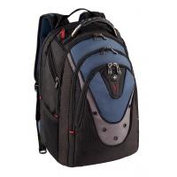 """Plecak WENGER Ibex, 17"""", 370x470x260mm, niebieski, Torby, teczki i plecaki, Akcesoria komputerowe"""