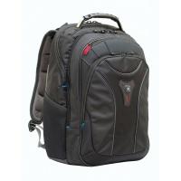 """Plecak WENGER Carbon Apple, 17"""", 360x500x250mm, czarny, Torby, teczki i plecaki, Akcesoria komputerowe"""