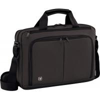 """Torba na laptopa WENGER Source, 14"""", 390x250x80mm, szara, Torby, teczki i plecaki, Akcesoria komputerowe"""