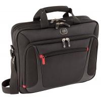 "Macbook Pro Briefcase WENGER Sensor 15""/38cm, black"