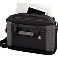 """Torba na laptopa WENGER Underground, 16"""", 430x310x90mm, czarna/szara, Torby, teczki i plecaki, Akcesoria komputerowe"""