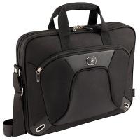 """Torba na laptopa WENGER Slim Administrator, 15"""", 400x310x50mm, czarna, Torby, teczki i plecaki, Akcesoria komputerowe"""