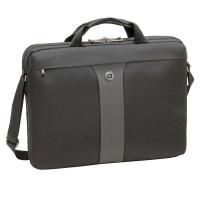 "Laptop Slmcase WENGER Legacy 17""/43cm, black/gray"