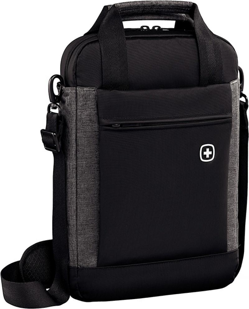 """Torba na laptopa WENGER Slim Speedline, 13"""", 250x380x100mm, czarna, Torby, teczki i plecaki, Akcesoria komputerowe"""