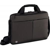 """Torba na laptopa WENGER Slim Format, 16"""", 410x280x90mm, szara, Torby, teczki i plecaki, Akcesoria komputerowe"""