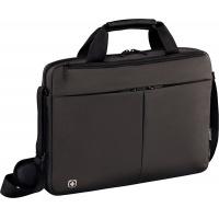 """Torba na laptopa WENGER Slim Format, 14"""", 390x260x80mm, szara, Torby, teczki i plecaki, Akcesoria komputerowe"""
