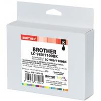 Tusz OP K Brother LC-980BK/1100BK (do DCP-6690CW), black, Tusze, Materiały eksploatacyjne