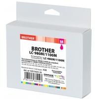 Tusz OP K Brother LC-980M/1100M (do DCP-6690CW), magenta, Tusze, Materiały eksploatacyjne