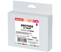 Tusz OP K Brother LC-985M (do DCP-J125), magenta, Tusze, Materiały eksploatacyjne
