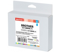 Ink OP K Brother LC-1280XL-C (for MFC-J5910DW), cyan