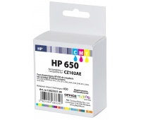 Ink OP R HP CZ102AE/HP 650 (for DJ Ink Advantage 2545), cyan, magenta, yellow