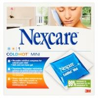 Okłady ciepło-zimny NEXCARE Cold Hot Mini, kompres żelowy, niebieski, Plastry, apteczki, Artykuły higieniczne i dozowniki
