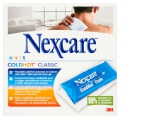 Okłady ciepło-zimny NEXCARE Cold Classic, kompres żelowy, niebieski, Plastry, apteczki, Artykuły higieniczne i dozowniki