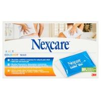 Okłady ciepło-zimny NEXCARE Cold Maxi, kompres żelowy, niebieski, Plastry, apteczki, Artykuły higieniczne i dozowniki