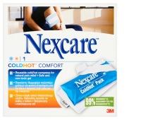 Okłady ciepło-zimny NEXCARE Cold Comfort, kompres żelowy, niebieski, Plastry, apteczki, Artykuły higieniczne i dozowniki
