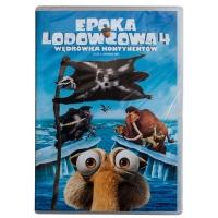DVD BAJKI: EPOKA LODOWCOWA 4., Promocje, ~ Nagrody