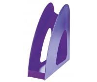 Pojemnik na czasopisma HAN Loop Trend, fioletowy, Pojemniki na dokumenty i czasopisma, Archiwizacja dokumentów