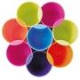 Przybornik na długopisy HAN Loop Trend, fioletowy, Przyborniki na biurko, Drobne akcesoria biurowe