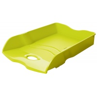 Szufladka na biurko HAN Loop Trend,  A4/C4, jasnozielona, Szufladki na biurko, Drobne akcesoria biurowe