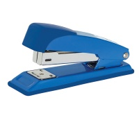 Stapler, OFFICE PRODUCTS, capacity up to 30 sheets, insert depth 50, metal, blue