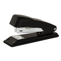Stapler, OFFICE PRODUCTS, capacity up to 30 sheets, insert depth 50, metal, black