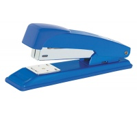 Stapler, OFFICE PRODUCTS, capacity up to 30 sheets, insert depth 60, metal, blue