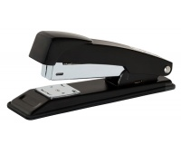 Stapler, OFFICE PRODUCTS, capacity up to 30 sheets, insert depth 60, metal, black