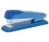 Stapler, OFFICE PRODUCTS, capacity up to 40 sheets, metal, blue