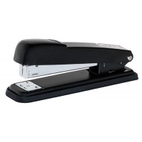Stapler, OFFICE PRODUCTS, capacity up to 40 sheets, metal, black