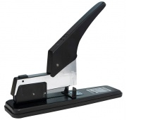 Stapler, OFFICE PRODUCTS HD, capacity up to 240 sheets, metal, black
