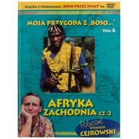 CEJROWSKI TOM 6 - AFRYKA ZACH CZ. 2, Promocje, ~ Nagrody