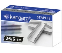 Staples, KANGARO, No.26/6-1M, 1000 pcs