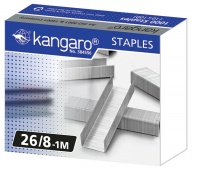 Staples, KANGARO, No.26/8-1M, 1000 pcs