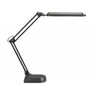 Lampka energooszczędna na biurko MAULatlantic, 11W, czarny, Lampki, Urządzenia i maszyny biurowe