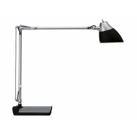 Desktop LED lamp, MAULeclipse, 7W, black
