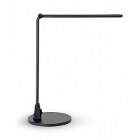Desktop LED lamp, MAULstream, 8W, black